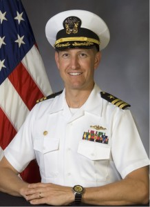 CDR Lee P. Sisco