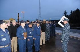 USS Kentucky (SSBN 737) Receives a Battle 'E'